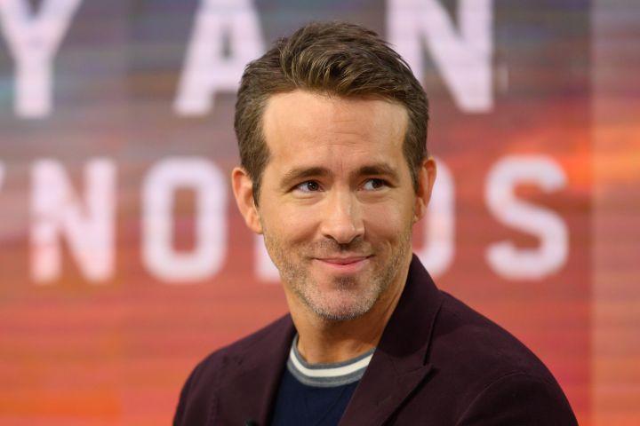 Ryan Reynolds. Photo: Nathan Congleton/NBC/NBCU Photo Bank/Getty Images
