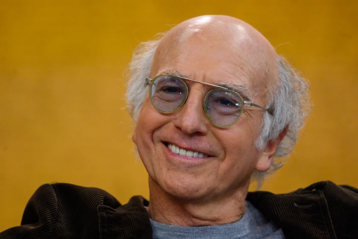 Larry David. Photo: Nathan Congleton/NBC/NBCU Photo Bank via Getty Images