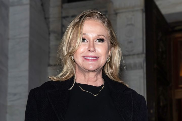Kathy Hilton. Photo: Gilbert Carrasquillo/GC Images/Getty Images