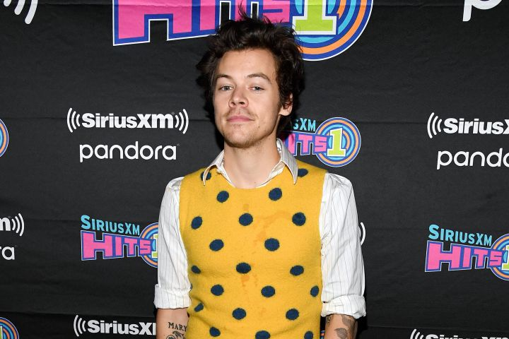 Harry Styles. Photo: Getty Images