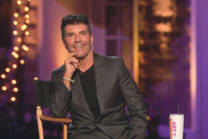 Simon Cowell. Photo: NBC/NBCU Photo Bank via Getty Images