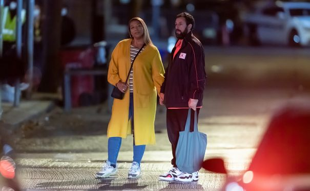 Queen Latifah And Adam Sandler Film 'Hustle'