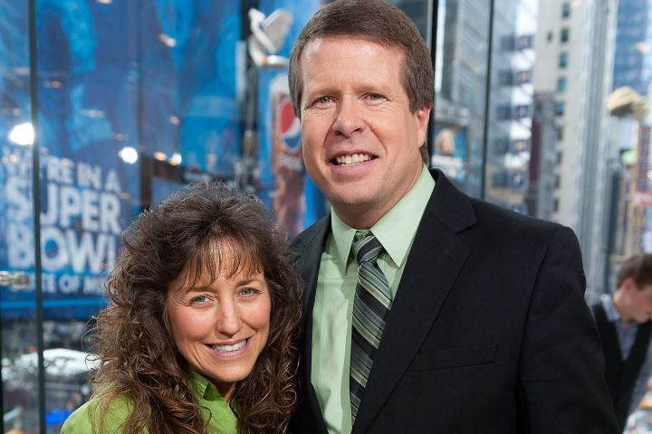 Jim Bob Duggar and Michelle Duggar. Photo: Getty Images