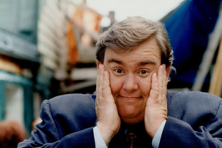 John Candy. Photo: Getty Images