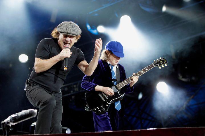 AC/DC. Photo: Brill/ullstein bild via Getty Images