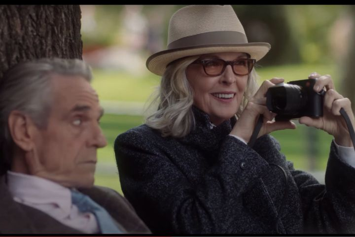 Diane Keaton Jeremy Irons Shine In New Trailer For Love Weddings Other Disasters Etcanada Com