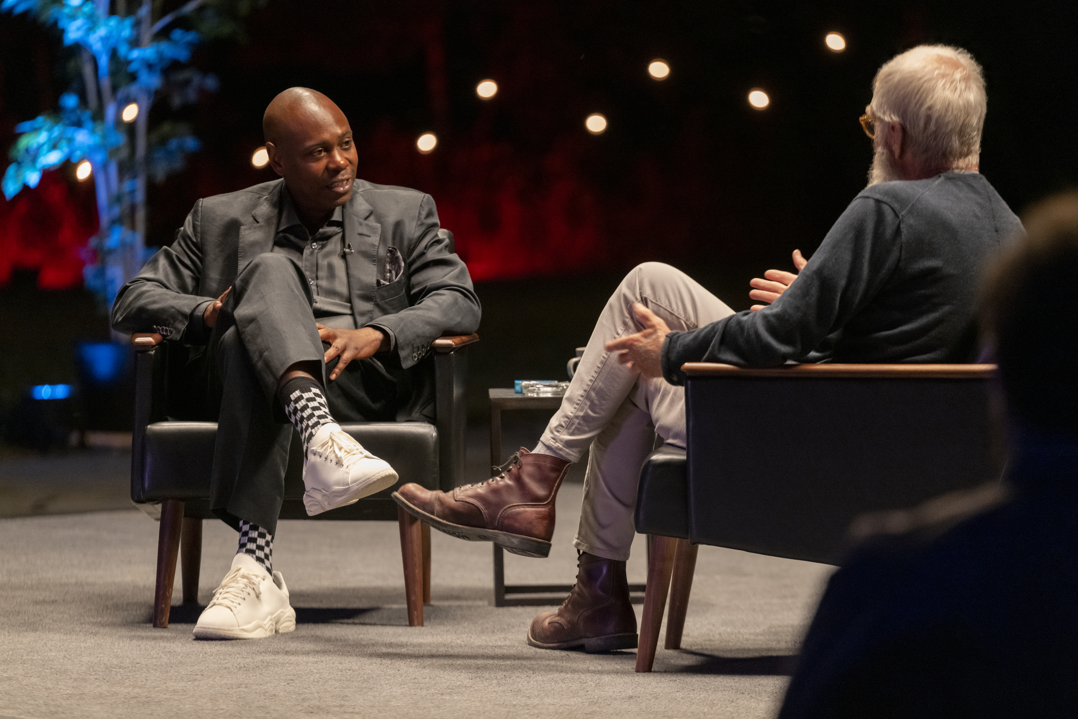 Dave Chappelle Tells David Letterman About The Moment That Made Him Walk Away From $50M 'Chappelle's Show' Deal