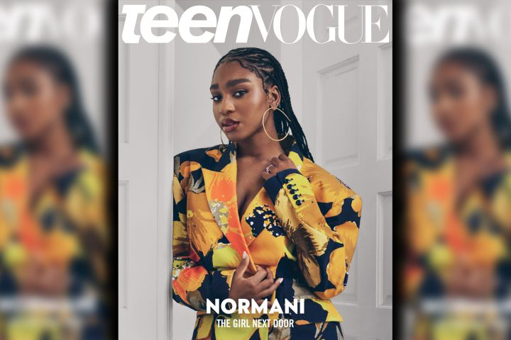 Normani. Photo: Micaiah Carter for Teen Vogue