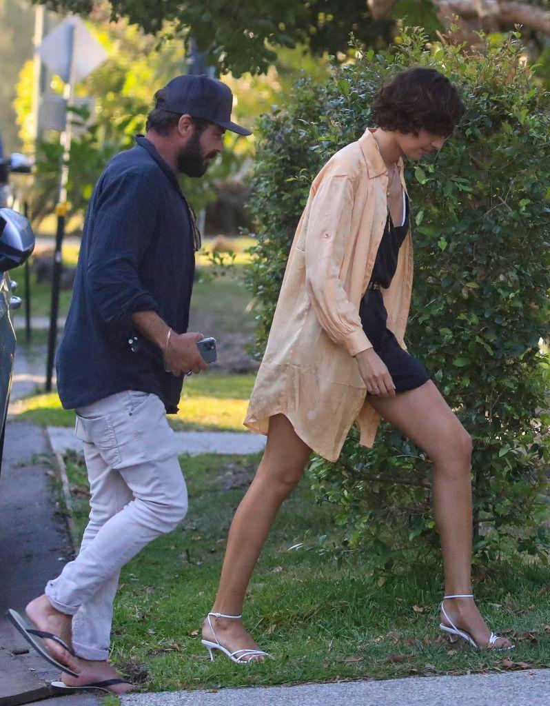 Zac Efron and Vanessa Valladares. Photo: Media-Mode / SplashNews.com