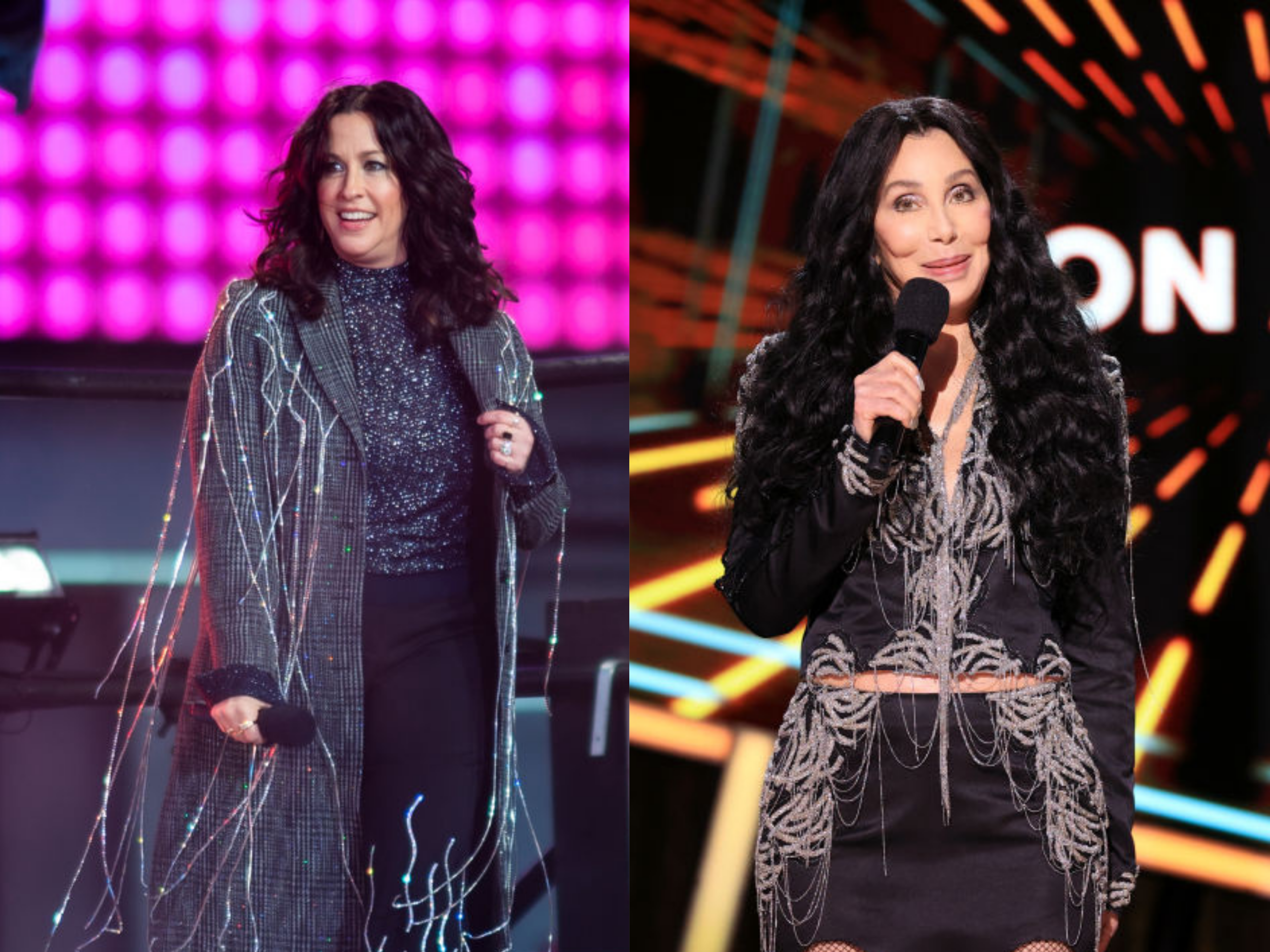 Alanis Morissette Joins In On Turning Cher's 'I'm Here' Tweet Into A Meme