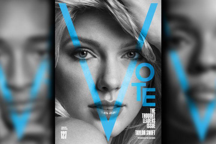 Jaden Smith, Taylor Swift, Janelle Monae. Photo: V Magazine/Inez and Vinoodh