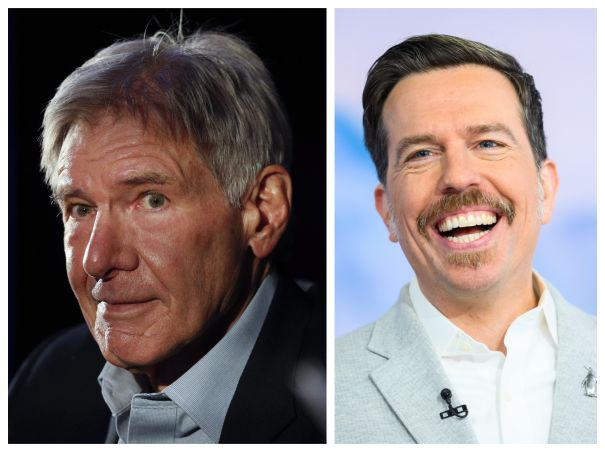 Harrison Ford and Ed Helms Join 'Adventures Of Burt Squire'