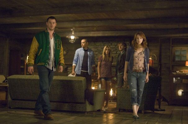 'Cabin In The Woods' (2011)