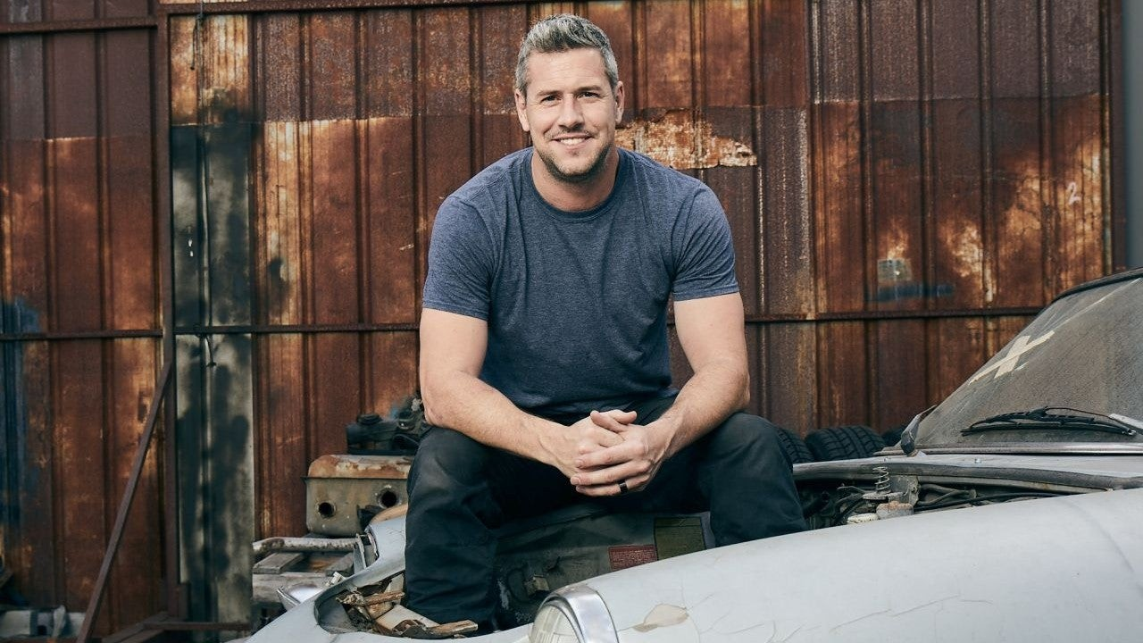 Ant Anstead Says A 'Breakup Recovery' Program Has Been His 'Lifeline' Following Christina Anstead Split