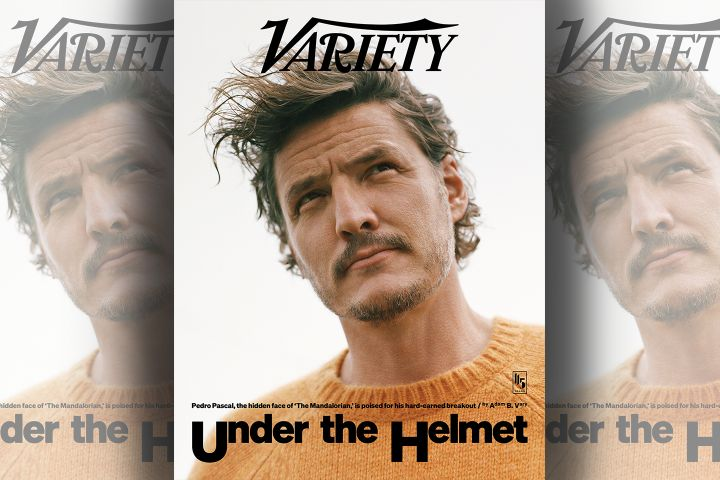Pedro Pascal. Photo: Beau Grealy for Variety