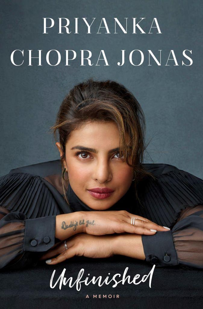 Priyanka Chopra. Photo: Penguin Random House