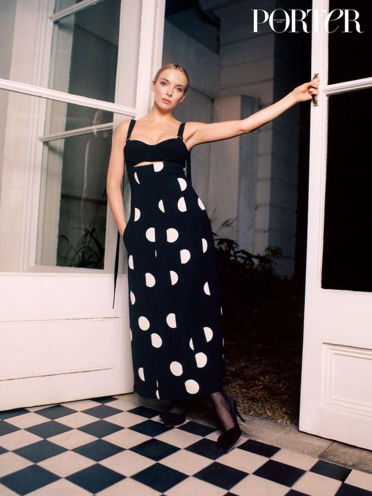 Jodie Comer. Photo: Juliette Cassidy for Porter