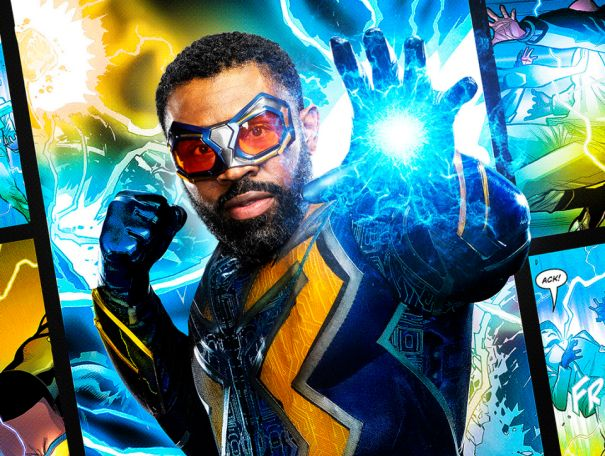 Cancelled: 'Black Lightning'