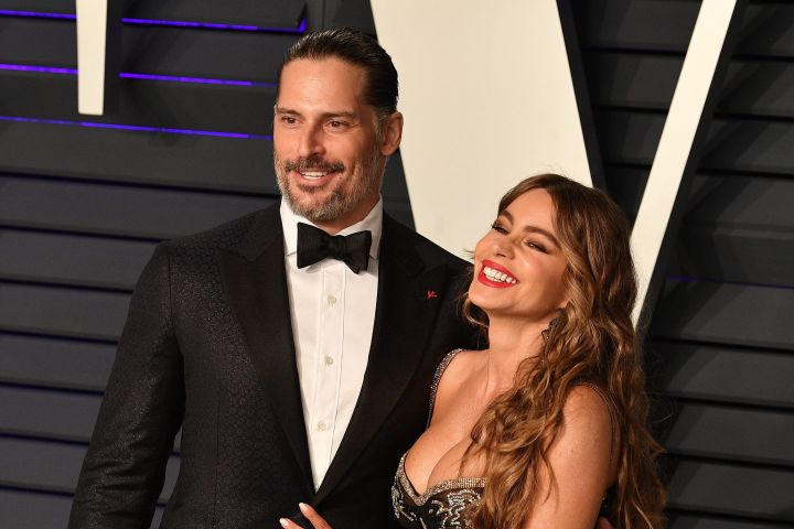 Joe Manganiello and Sofia Vergara. Photo: David Niviere/ABACAPRESS.COM/CP Images