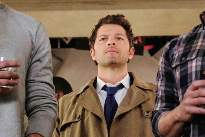 """Misha Collins in """"Supernatural"""". Photo: Robert Falconer / ©The CW Network / courtesy Everett Collection/ CP Images"""