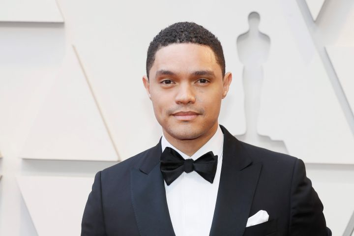 Trevor Noah. Photo: EPA/ETIENNE LAURENT/CP Images