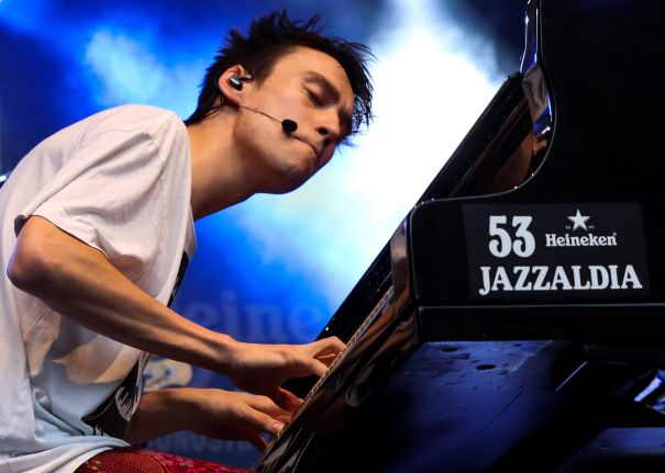 Jacob Collier Is Cooking