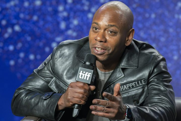 Dave Chappelle. Photo: CPImages