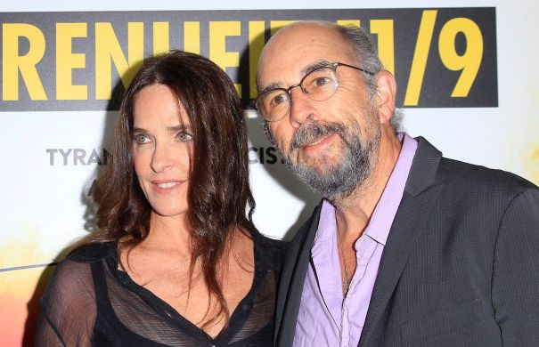 Richard Schiff And Wife Sheila Kelley Both Test Positive