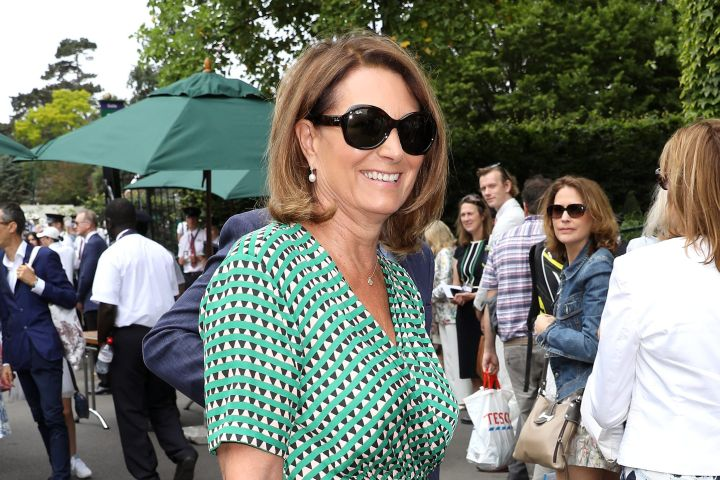 Carole Middleton. Photo: CPImages