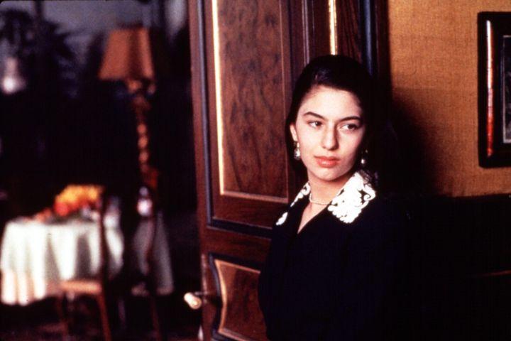 THE GODFATHER: PART III, Sofia Coppola, 1990/CPImages