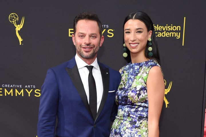 Nick Kroll and Lily Kwong. Photo: CP Images