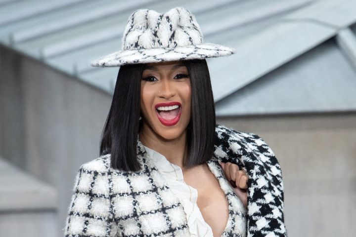 Cardi B. Photo: Aurore Marechal/ABACAPRESS.COM/CP Images