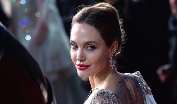 Angelina Jolie Sets 'Unreasonable Behaviour' As Next Directorial Project