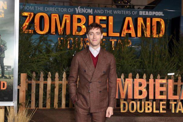 Thomas Middleditch, Humphrey Ker Behind Canadian Historical Comedy Series