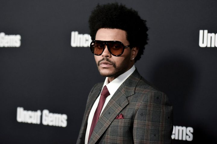 The Weeknd. Photo: THE CANADIAN PRESS/AP, Invision, Richard Shotwell