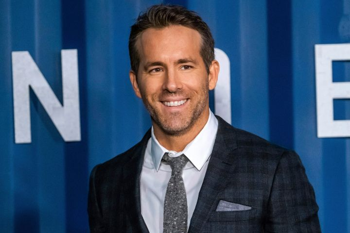 Ryan Reynolds. Photo: CP Images/AP, Invision - Charles Sykes