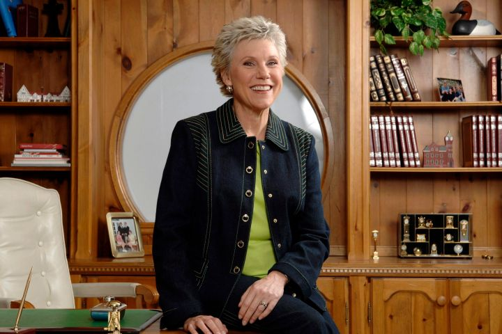 Anne Murray. Photo: THE CANADIAN PRESS/Aaron Harris