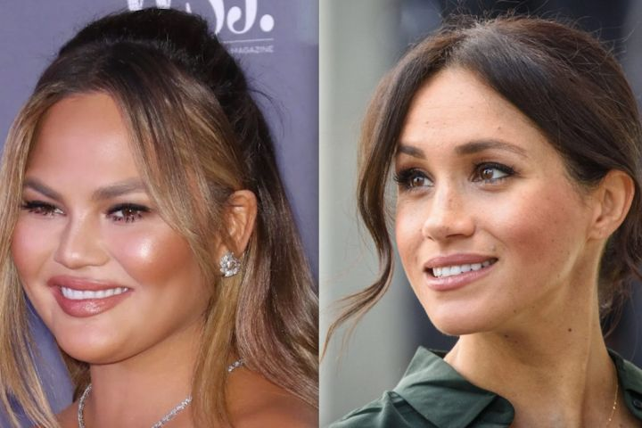 Chrissy Teigen Shreds 'Piece Of S**t' Twitter Troll Who Criticized Meghan Markle's Essay On Her Miscarriage
