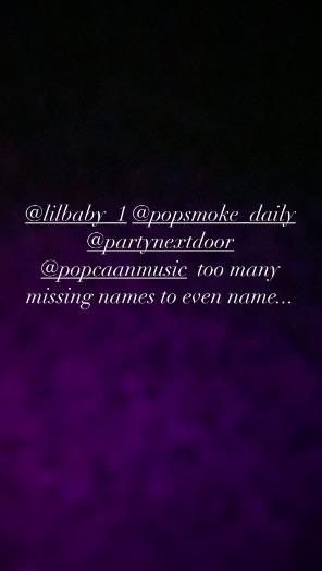 Drake/Instagram