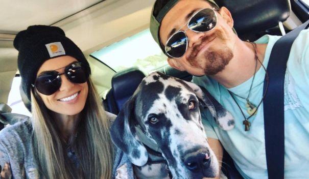 'Survivor' Stars Sierra Dawn Thomas, Joe Anglim Expecting First Child Together