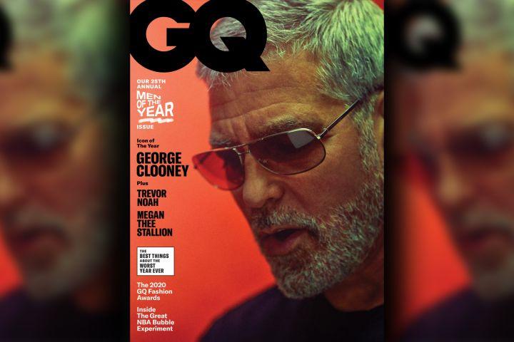 George Clooney. Photo: GQ
