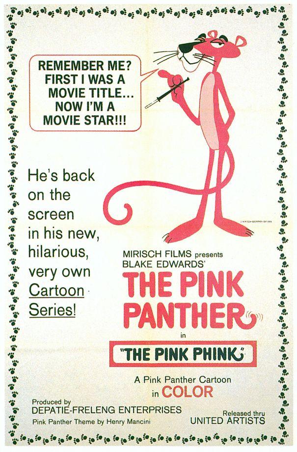 'Pink Panther'