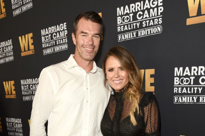 Ryan and Trista Sutter. Photo: Presley Ann/Getty Images for WE tv