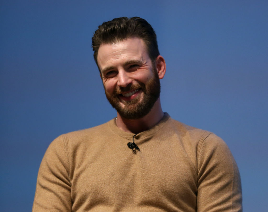 Chris Evans Finally Gets Scared In Hilarious Video
