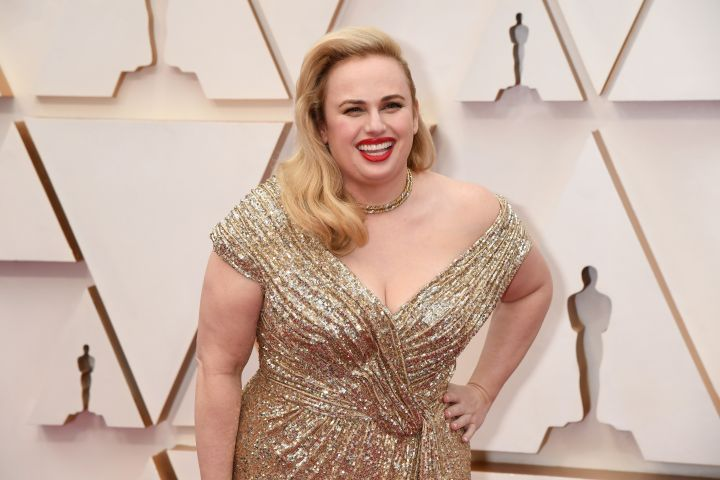 Rebel Wilson. Photo: Getty Images
