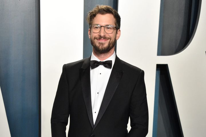 Andy Samberg. Photo: Getty Images