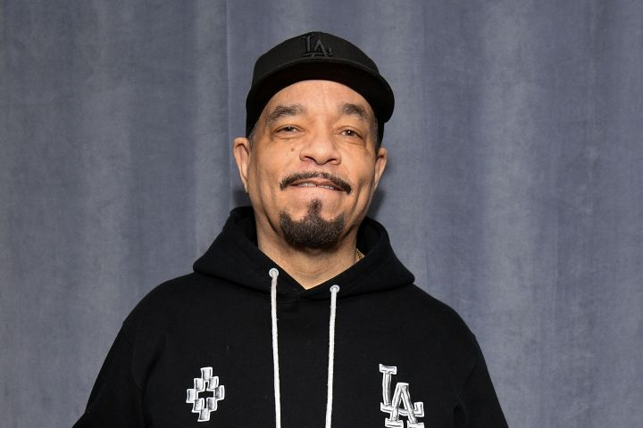Ice-T. Photo: Getty Images