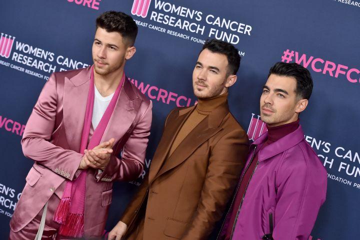 Nick Jonas, Kevin Jonas, and Joe Jonas - Getty Images