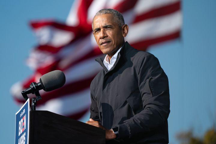 Barack Obama. Photo: Getty Images