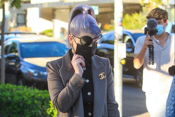Kelly Osbourne. Photo by fupp/Bauer-Griffin/GC Images